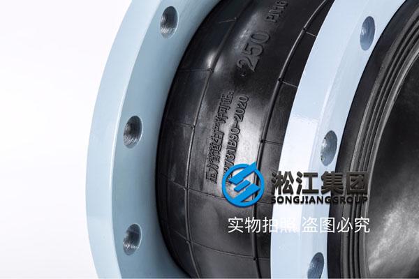 DN250橡胶软接头